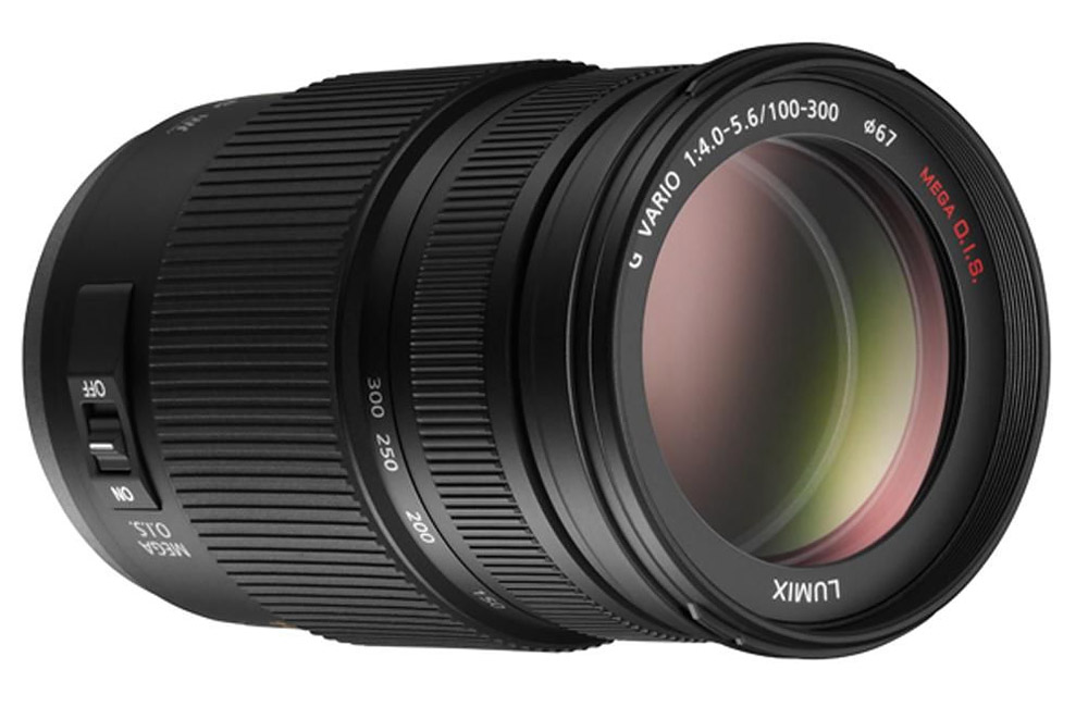 Panasonic Lumix 100-300 f/4.0-5.6 Mega OIS